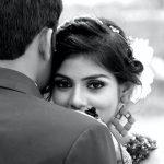 cadeau de mariage : jeune couple photographie